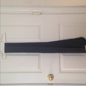 Accessories - I am selling a dark gray scarf